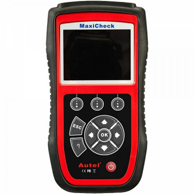 MaxiCheck Oil Light/Service Reset